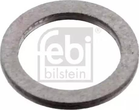 Febi Bilstein 07106 - Seal, oil drain plug detali.lv