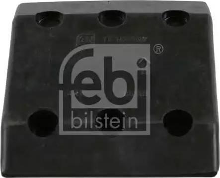 Febi Bilstein 10059 - Spacer Plate, towing device detali.lv