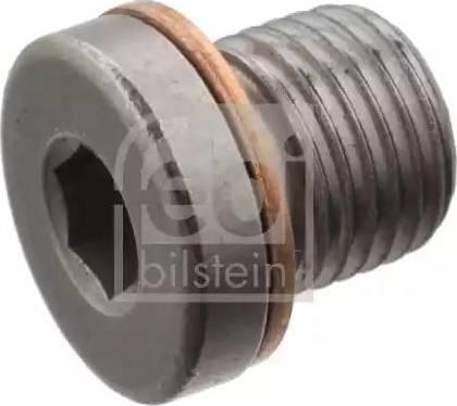 Febi Bilstein 101020 - Screw Plug, transmission housing detali.lv