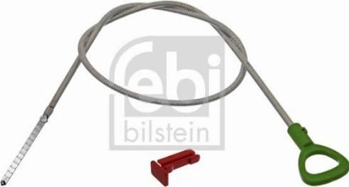 Febi Bilstein 101379 - Oil Dipstick, automatic transmission detali.lv