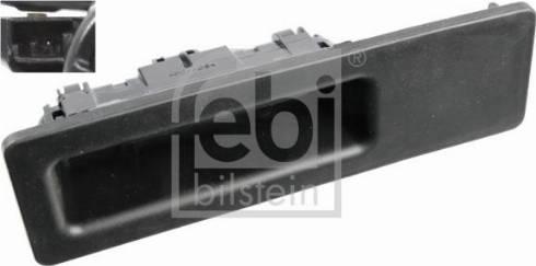 Febi Bilstein 108218 - Switch, rear hatch release detali.lv