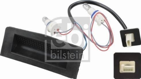 Febi Bilstein 108228 - Switch, rear hatch release detali.lv