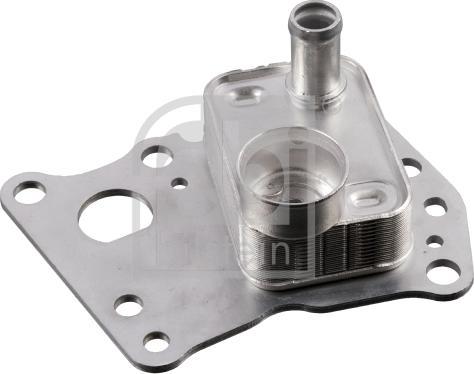 Febi Bilstein 103445 - Oil Cooler, manual transmission detali.lv