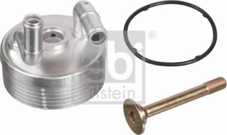 Febi Bilstein 103056 - Oil Cooler, automatic transmission detali.lv