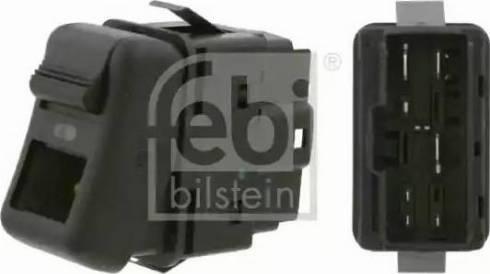 Febi Bilstein 11794 - Switch, differential lock detali.lv