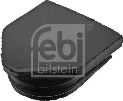 Febi Bilstein 12310 - Plug, rocker arm shaft mounting bore detali.lv