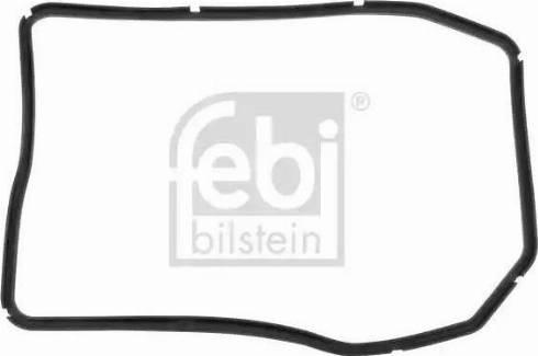 Febi Bilstein 17782 - Seal, automatic transmission oil pan detali.lv