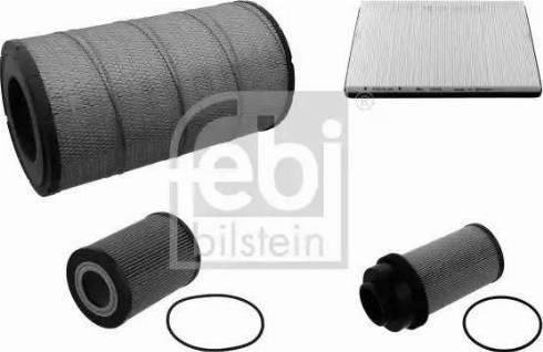 Febi Bilstein 39486 - Filter Set detali.lv