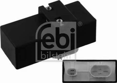 Febi Bilstein 39739 - Control Unit, electric fan (engine cooling) detali.lv