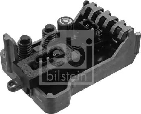 Febi Bilstein 36754 - Control Unit, air conditioning detali.lv