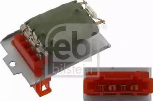 Febi Bilstein 32178 - Control Unit, heating / ventilation detali.lv