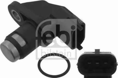 Febi Bilstein 29547 - RPM Sensor, manual transmission detali.lv