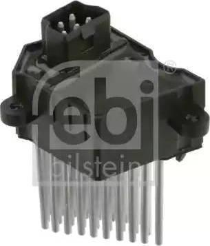 Febi Bilstein 24617 - Control Unit, air conditioning detali.lv