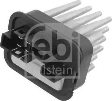 Febi Bilstein 27495 - Control Unit, air conditioning detali.lv