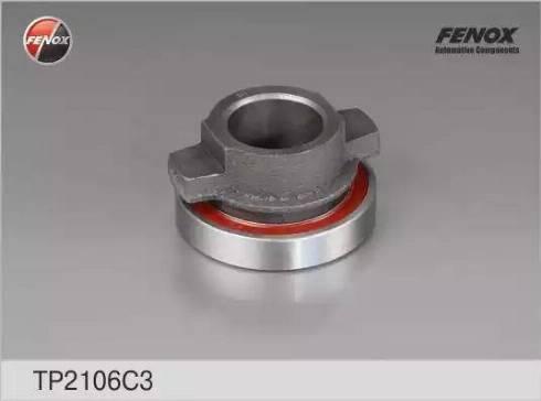 Fenox TP2106C3 - Clutch Pressure Plate detali.lv