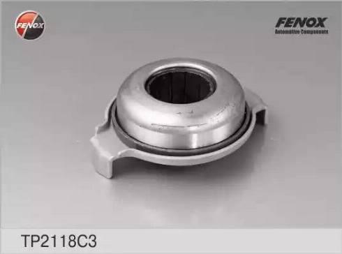 Fenox TP2118C3 - Clutch Pressure Plate detali.lv