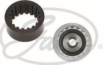 Gates K01EG1 - Flexible Coupling Sleeve Kit detali.lv