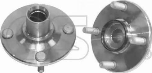 GSP 9424016 - Wheel Hub detali.lv