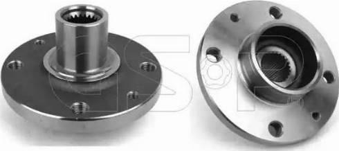 GSP 9423003 - Wheel Hub detali.lv