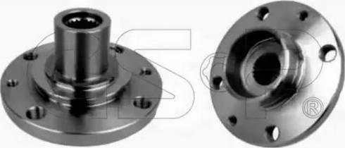 GSP 9422007 - Wheel Hub detali.lv