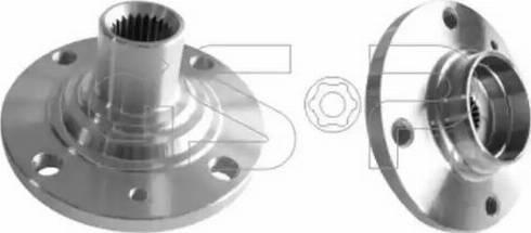 GSP 9422012 - Wheel Hub detali.lv