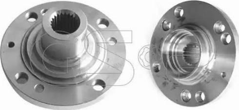 GSP 9422020 - Wheel Hub detali.lv