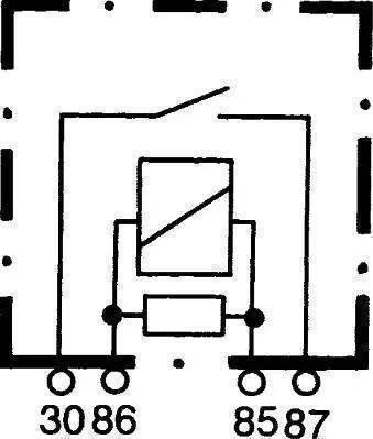 HELLA 4RA933766111 - Multifunctional Relay detali.lv