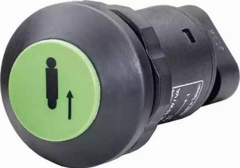 HELLA 6EF004406131 - Switch, retract hydraulic cylinder detali.lv