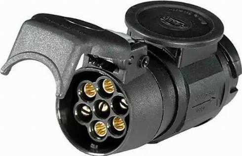 HELLA 8JA005952013 - Socket Adapter detali.lv