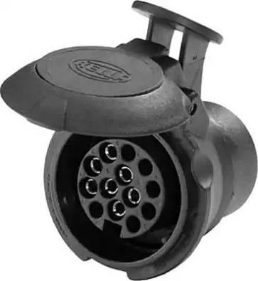 HELLA 8JA008969011 - Socket Adapter detali.lv