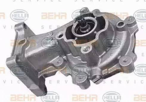 HELLA 8MP 376 803-124 - Water Pump detali.lv