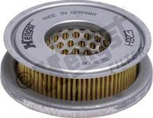 Hengst Filter E26H - Hydraulic Filter, steering system detali.lv