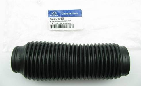 Hyundai 553252D000 - Dust Cover Kit, shock absorber detali.lv