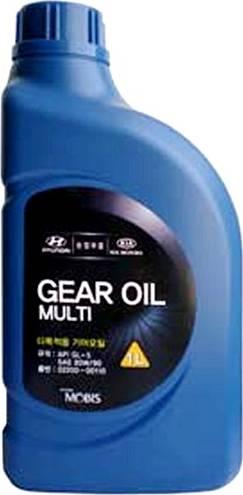 Hyundai 220000110 - Oil, auxiliary drive detali.lv
