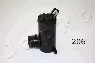 Japko 156206 - Water Pump, window cleaning detali.lv