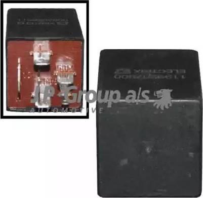 JP Group 1199207800 - Relay, wipe-/wash interval detali.lv