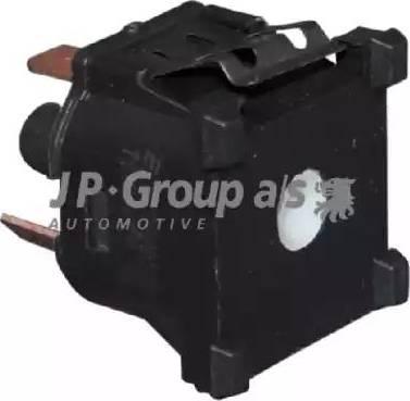 JP Group 1196800100 - Blower Switch, heating/ventilation detali.lv