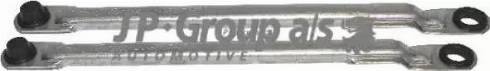 JP Group 1198150210 - Wiper Linkage detali.lv