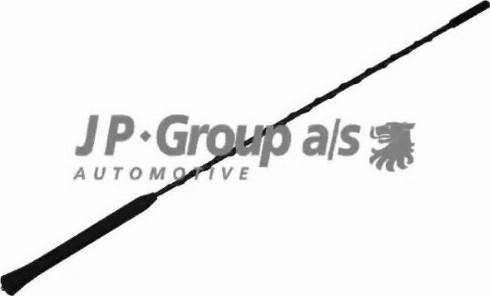 JP Group 1100900100 - Aerial Head detali.lv