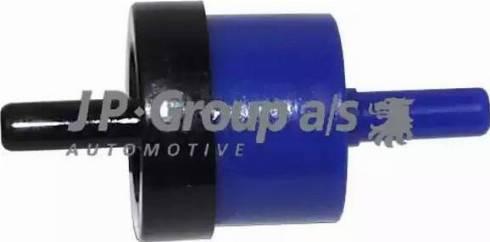 JP Group 1119900800 - Valve, vacuum pump detali.lv