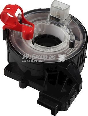 JP Group 1189750200 - Clockspring, airbag detali.lv