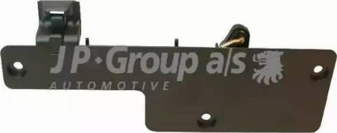 JP Group 1188000500 - Glove Compartment Lock detali.lv