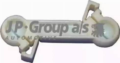 JP Group 1131601700 - Selector-/Shift Rod detali.lv