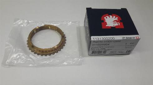 JP Group 1131300200 - Synchronizer Ring, manual transmission detali.lv