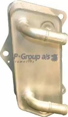 JP Group 1133000500 - Oil Cooler, manual transmission detali.lv