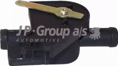 JP Group 1126400400 - Control Valve, coolant detali.lv
