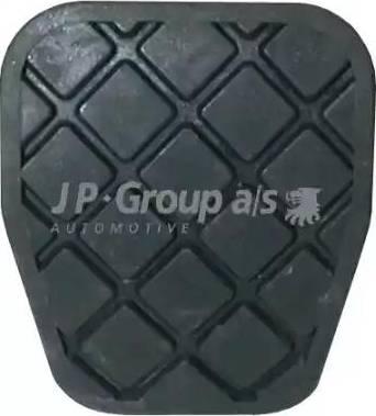 JP Group 1172200400 - Brake Pedal Pad detali.lv