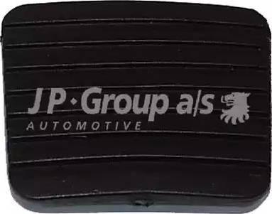 JP Group 1172200200 - Brake Pedal Pad detali.lv