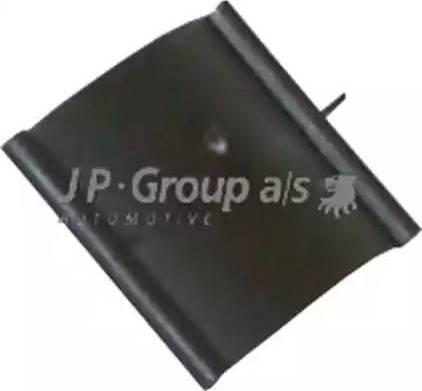 JP Group 1281350100 - Fastening Element, engine cover detali.lv