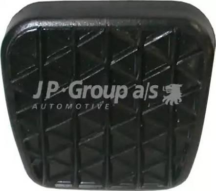 JP Group 1272200200 - Brake Pedal Pad detali.lv